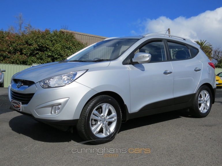 2011 hyundai ix35 elite turbo diesel wagon in launceston tas. Black Bedroom Furniture Sets. Home Design Ideas