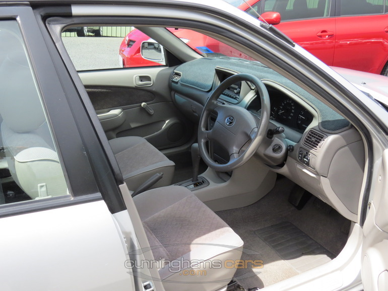 2001 Toyota Corolla Ascent Sedan In Launceston Tas