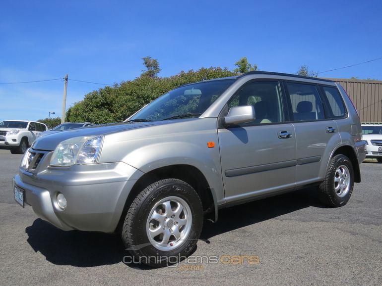 2002 nissan x trail 4x4 wagon in launceston tas. Black Bedroom Furniture Sets. Home Design Ideas
