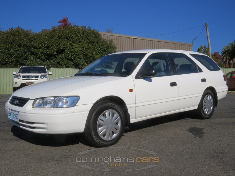2001 Toyota Camry Csi Wagon In Launceston Tas