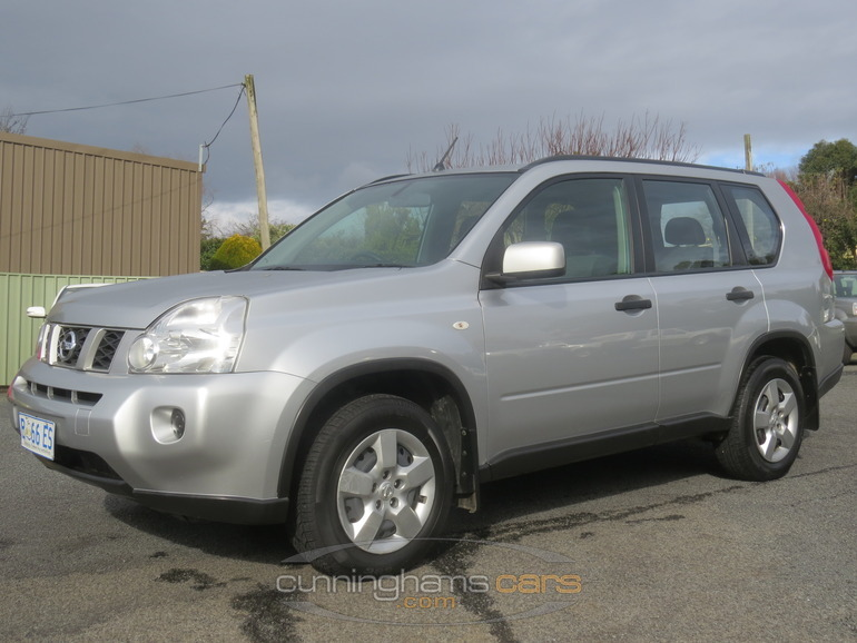 2009 nissan x trail st 4x4 wagon in launceston tas. Black Bedroom Furniture Sets. Home Design Ideas