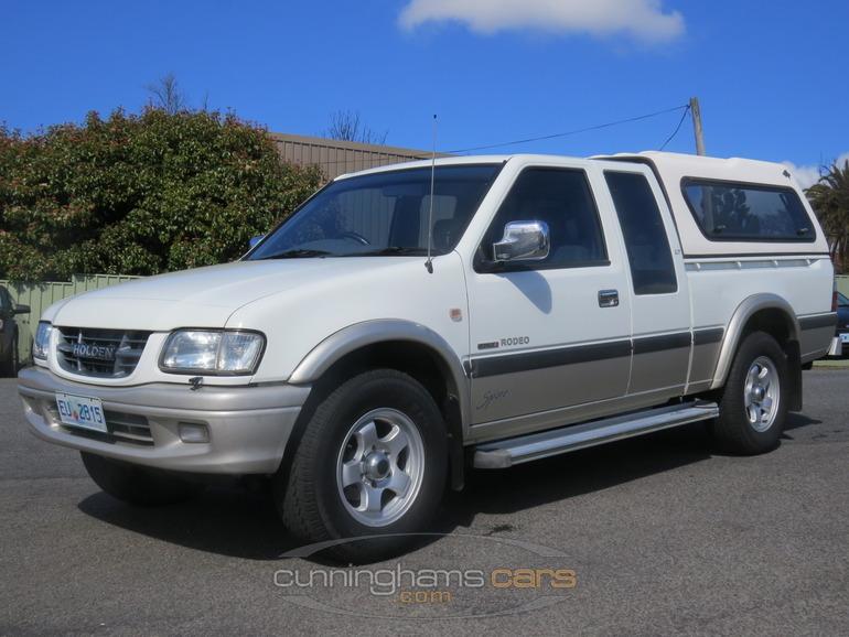 2003 Holden Rodeo Extra Cab Sports 4x4 Ute In Launceston Tas