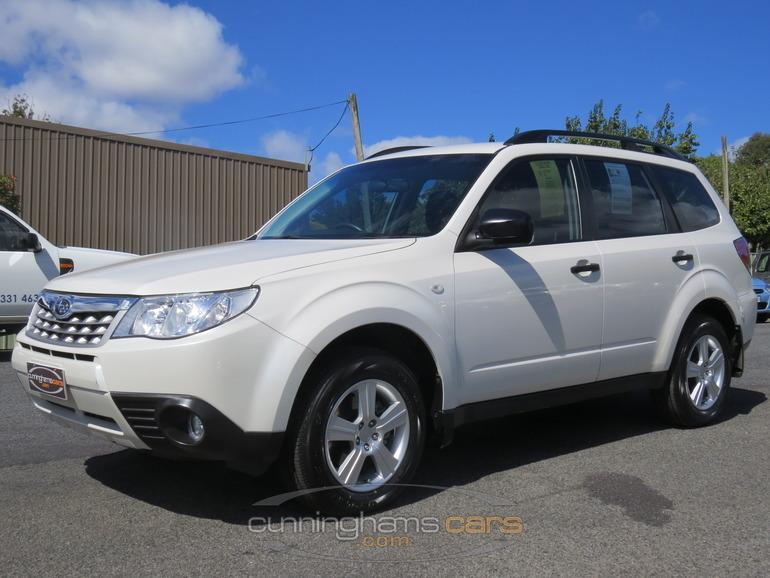 2012 Subaru Forester X Awd Wagon In Launceston Tas