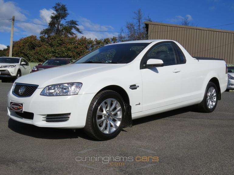 2012 Holden Ve Omega Series 2 Ute In Launceston Tas