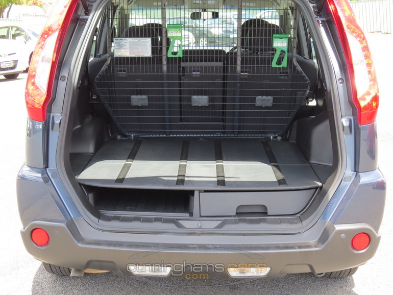 Exterior bay windows - 2012 Nissan X Trail St 4x4 Wagon In Launceston Tas