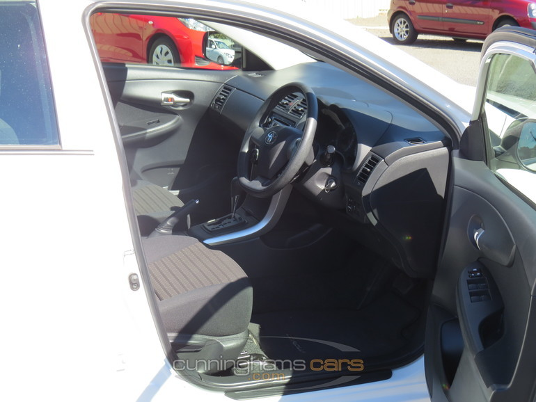 2012 Toyota Corolla Ascent Sedan In Launceston Tas
