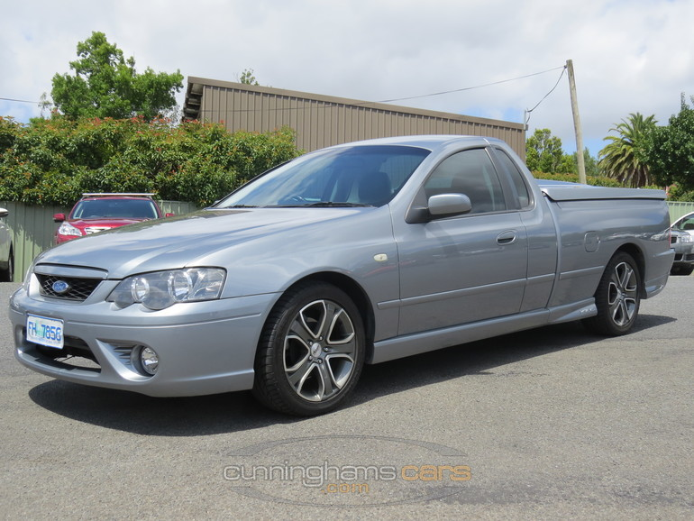 2005 Ford Bf Falcon Xr6 Ute In Launceston Tas
