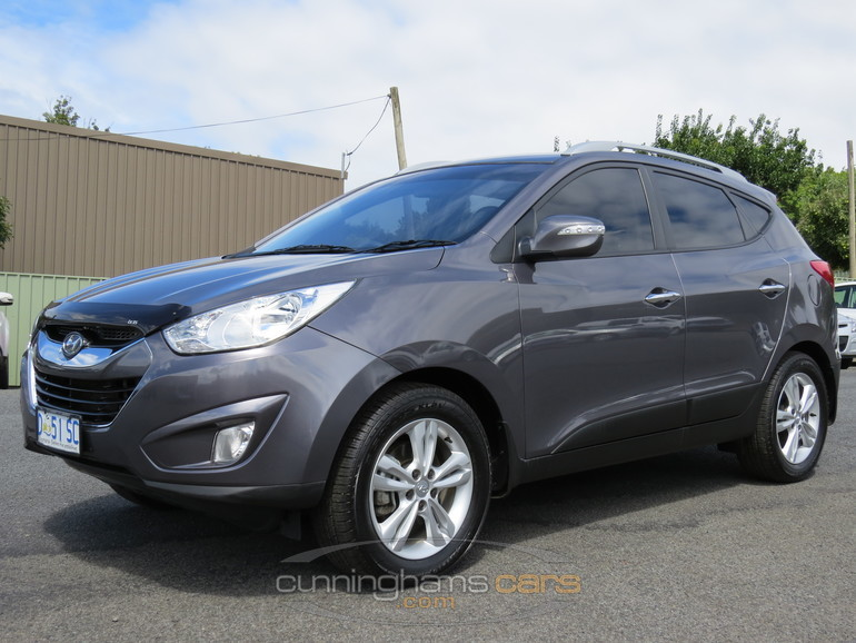 2013 hyundai ix35 elite awd turbo diesel wagon in launceston tas. Black Bedroom Furniture Sets. Home Design Ideas