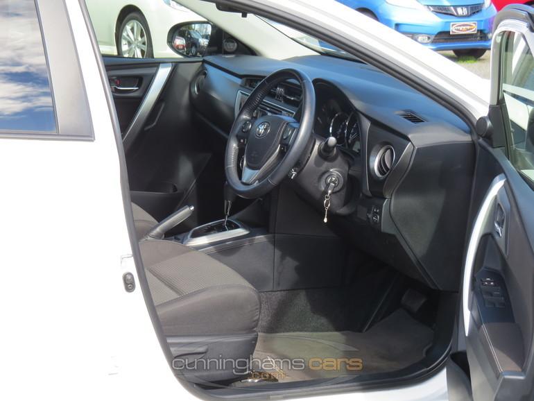 2013 Toyota Corolla Ascent Sports Hatch In Launceston Tas